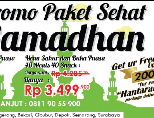 Promo Juni : Paket Sehat Ramadhan 2015