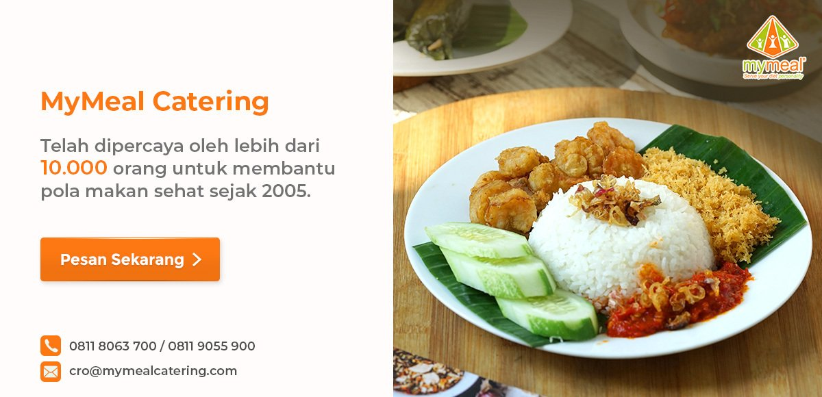 Mymeal Catering diet sehat