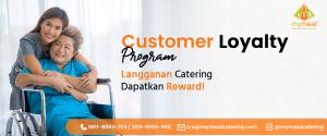 Customer loyalty program MyMeal Catering