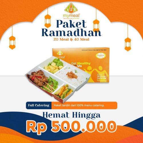 Paket Catering Ramadhan