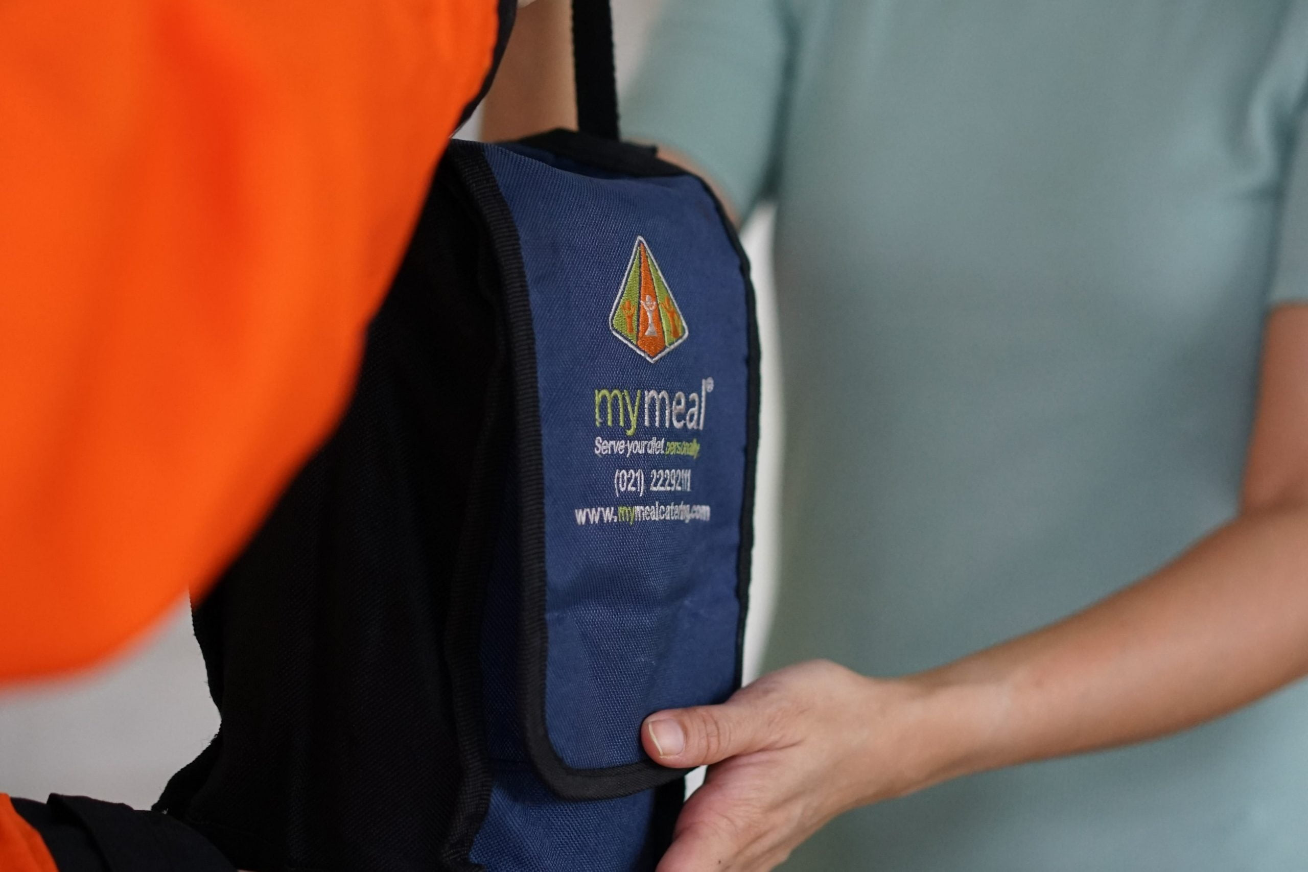 mymeal catering berkomitmen memberi kepuasan untuk customer