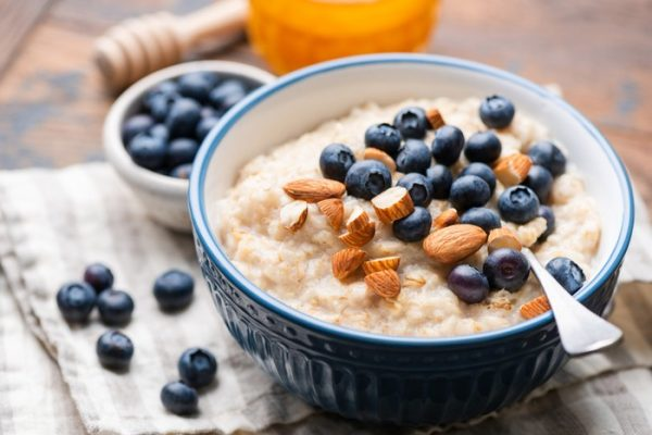 Menu Makanan untuk Penderita Kolesterol: Oatmeal