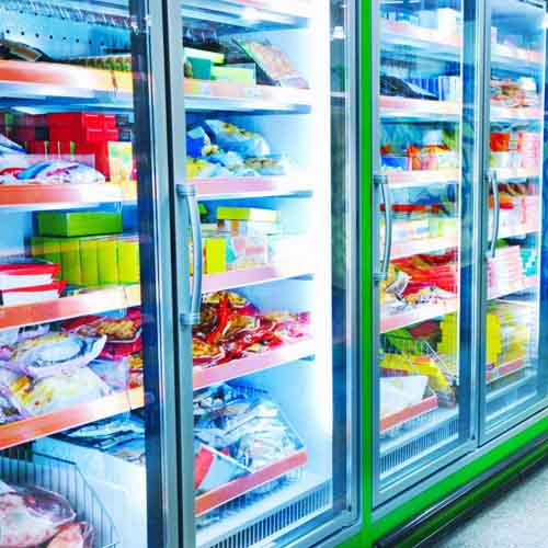 Processed & Frozen Food
